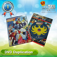 specialized manufacturer in dvd replication with digipak packaging service
