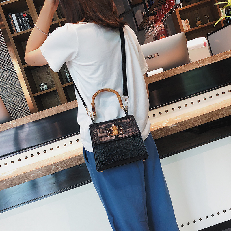 simple pu material bag portable for sale for women-3