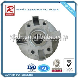 OEM service customized aluminum sand die casting aluminum parts