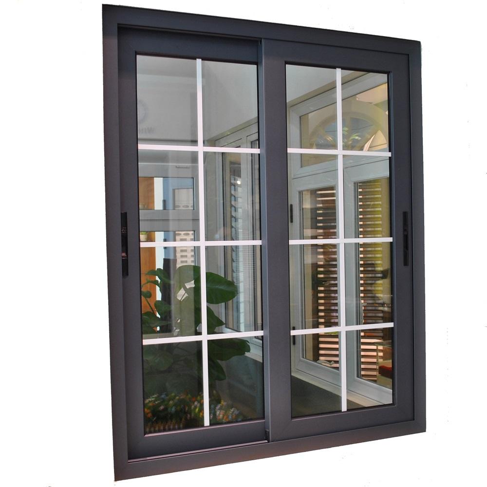2018 Modern House Aluminum Windows Style Of Window Grills Design For Sliding Windows Buy Window Grills Designaluminum Windowswindows Product On