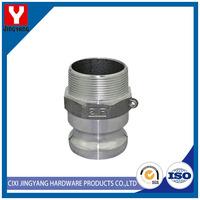 China manufacturer coupling aluminum dust cap