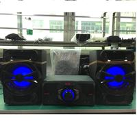 New Private model 100W Mini System With Blue tooth/FM/USB/MP3/EQ Function with home music system