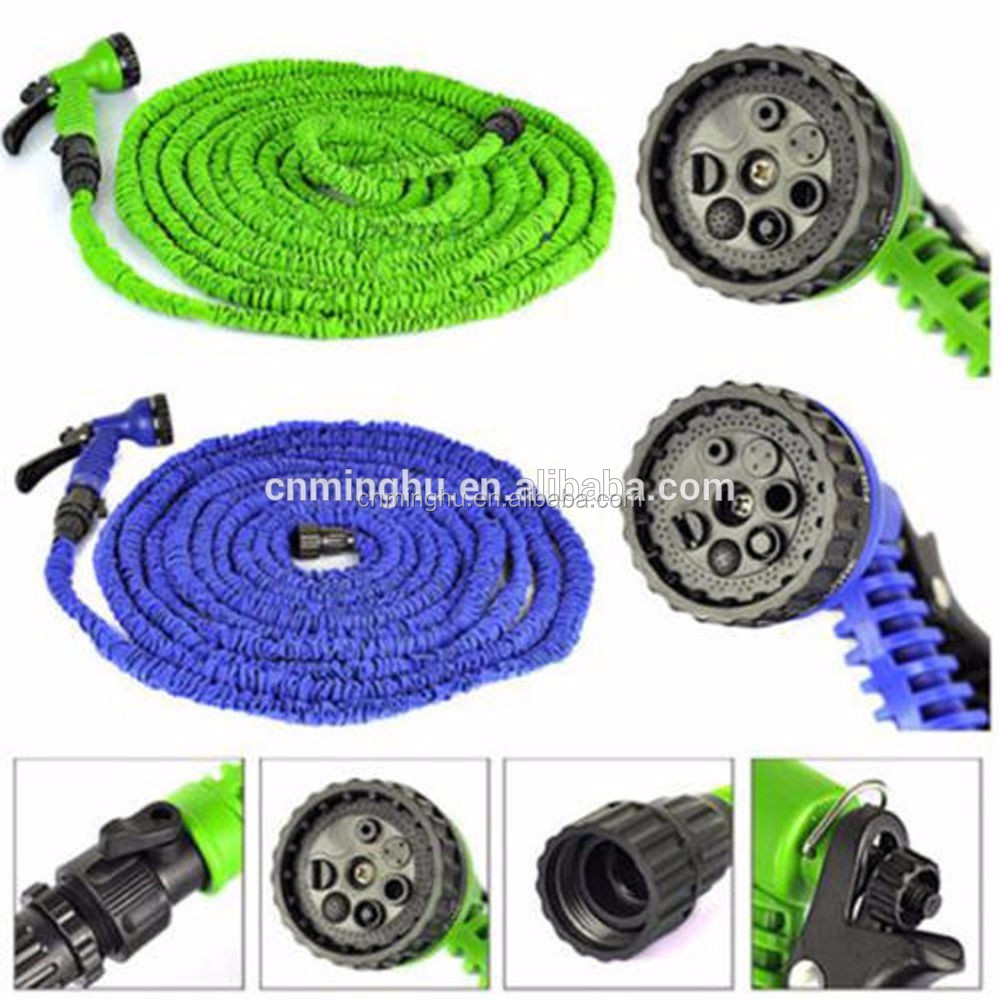 Professional garden hose manufacturer light weight no kink collapsible water hose