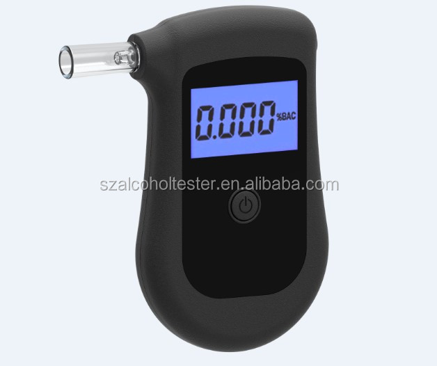 Digital LCD Alcohol Breath Analyzer Detector / Digital LCD Alcohol Tester / alcohol breath tester