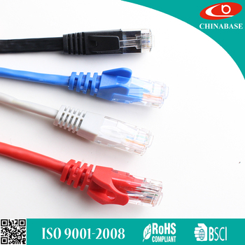 Different Types Of Lan Cables OEM Network Cable