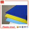 New Material Uv Treated Corrugated Fluted Pp Plastic Sheet