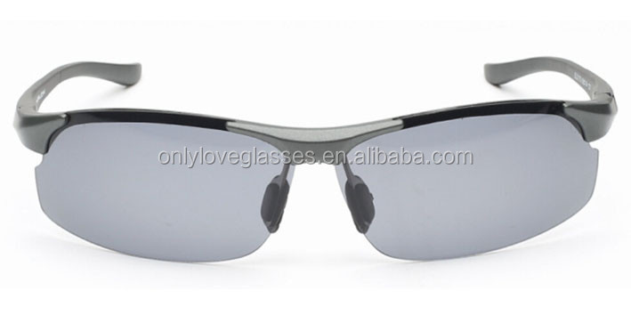 High quality,Aluminium sport sunglasses.