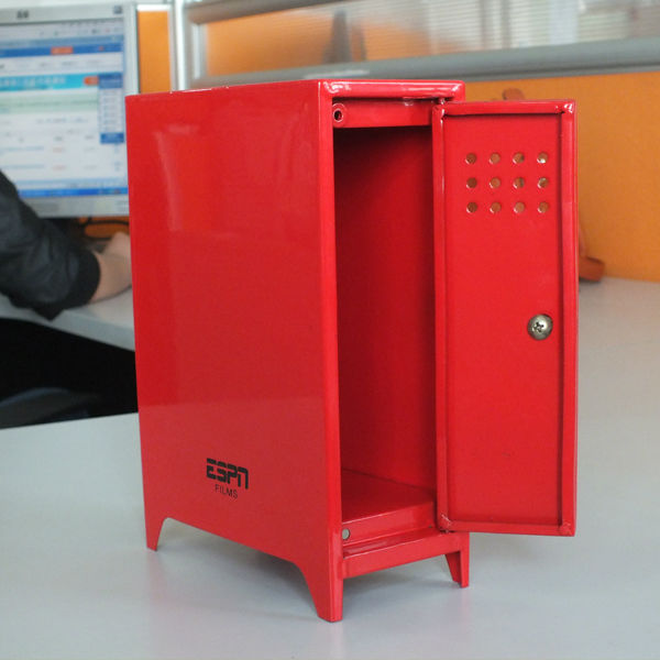red mini metal lockers mini steel lockers kids mini. Black Bedroom Furniture Sets. Home Design Ideas