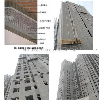 Foam concrete wall panel decorative 3d wall panels wall for Concrete foam walls