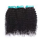 Wholesale virgin hair vendors bulk cuticle aligned afro kinky horse hair extensions for braiding for dreadlocks