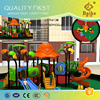 Factory manufacture various children outdoor combined slide toy