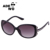 ADE WU STYJN2222 Europe and America Trendy sunglasses Women's PC big box fashion glasses Outdoor versatile sun glasses