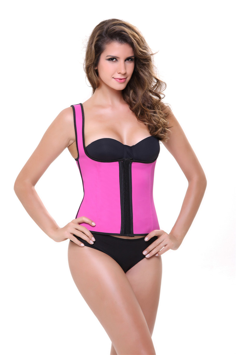 90014ab58 Get Quotations · XS~3XL High Quatity Latex Waist Cincher Plus Size 100% Latex  Waist Training Corsets