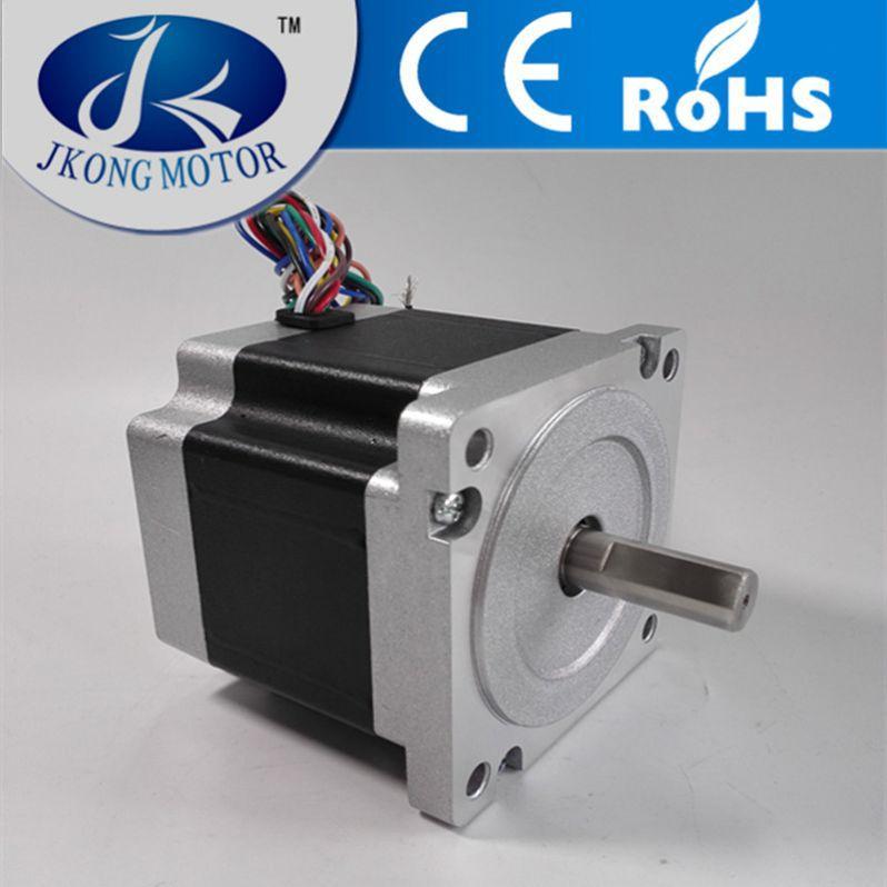 Stepper motor nema 34 diy cnc router mill robot baru for Nema 34 servo motor