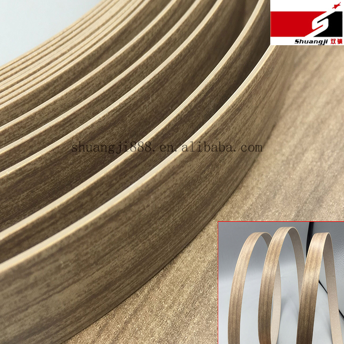 Free Sample Plastic Table Edging Trim Edge Banding For Particle