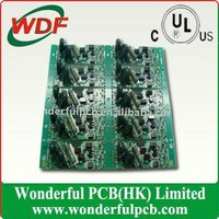 Electronics PCB Board Assembly OEM with IC programm