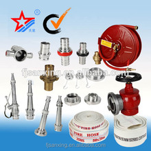 fire fighting equipment manufacturer, water hose, nozzle, fire sprinkler