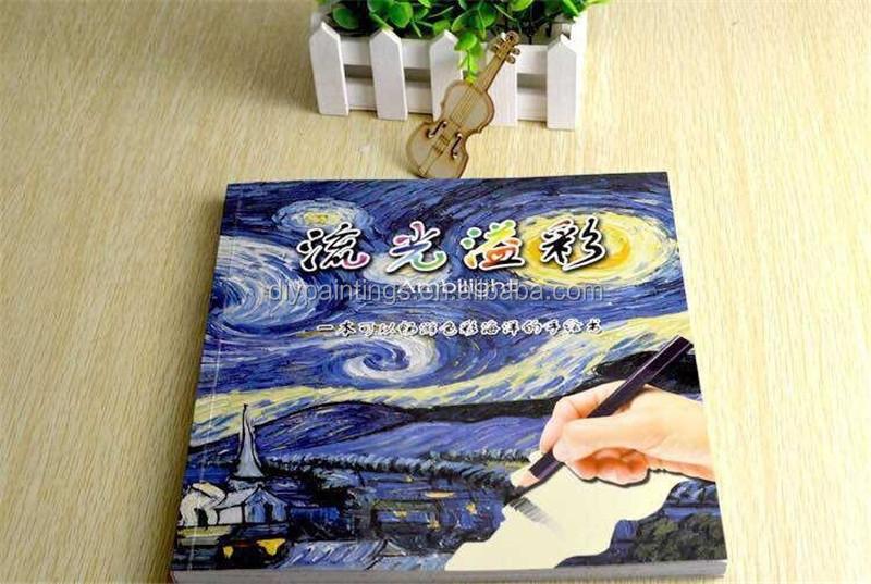 Hot Sale Cheap Custom Coloring Book Printing - Buy Coloring Book ...