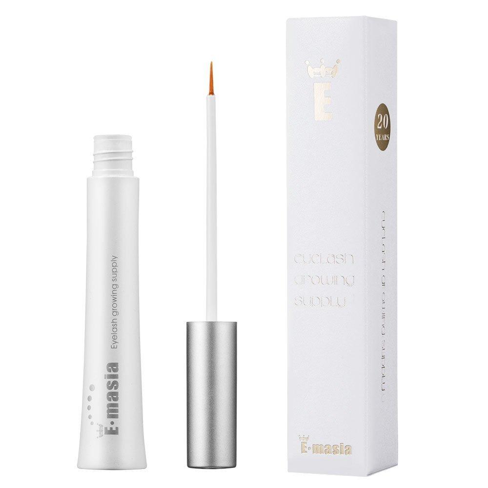 5c0159bcc54 Get Quotations · Emasia Professional Eyelash Growth Serum Eyebrow and Eyelash  Enhancer For Lush, Voluminous, And Long