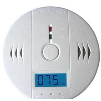CO gas alarm detector home security sensor alarm for Carbon Monoxide gas detector