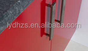 Highly Gloss Acrylic Facing on MDF Board