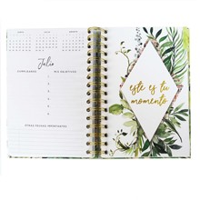 Hard cover draht O bindung spirale nach druck journal diaries notebook agenda <span class=keywords><strong>planer</strong></span>