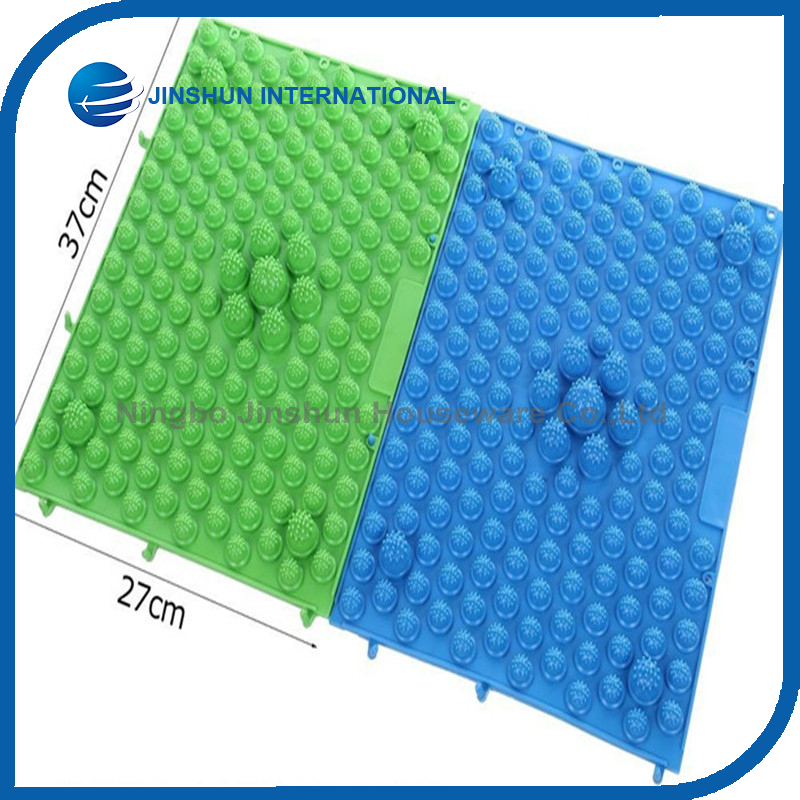Healthy Product Silicone Foot Stimulation Massager Mat Acupoint Bottom Massager