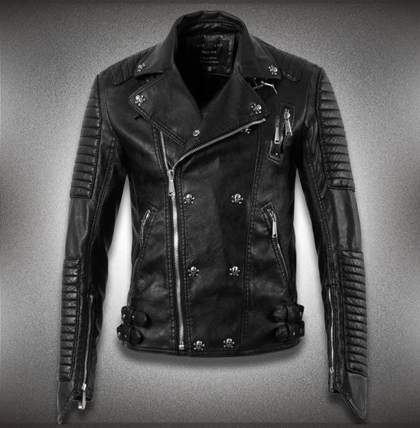 Beautiful leather jackets