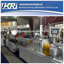 Chinese manufacturer GS-mach EVA/TPR/TPV/TPU/PP twin screw extruder pelletizing line with under water cutting system