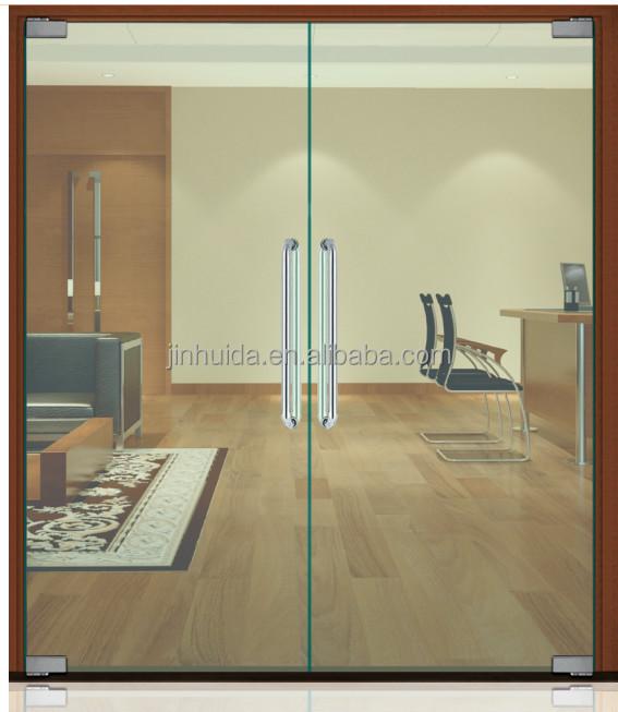 Floor Hinge Glass Door The Ground Beneath Her Feet