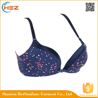 HSZ-58061 New Design Pretty Women Hot Sexy Underwear And Bra Beautiful Female Breasts Bra