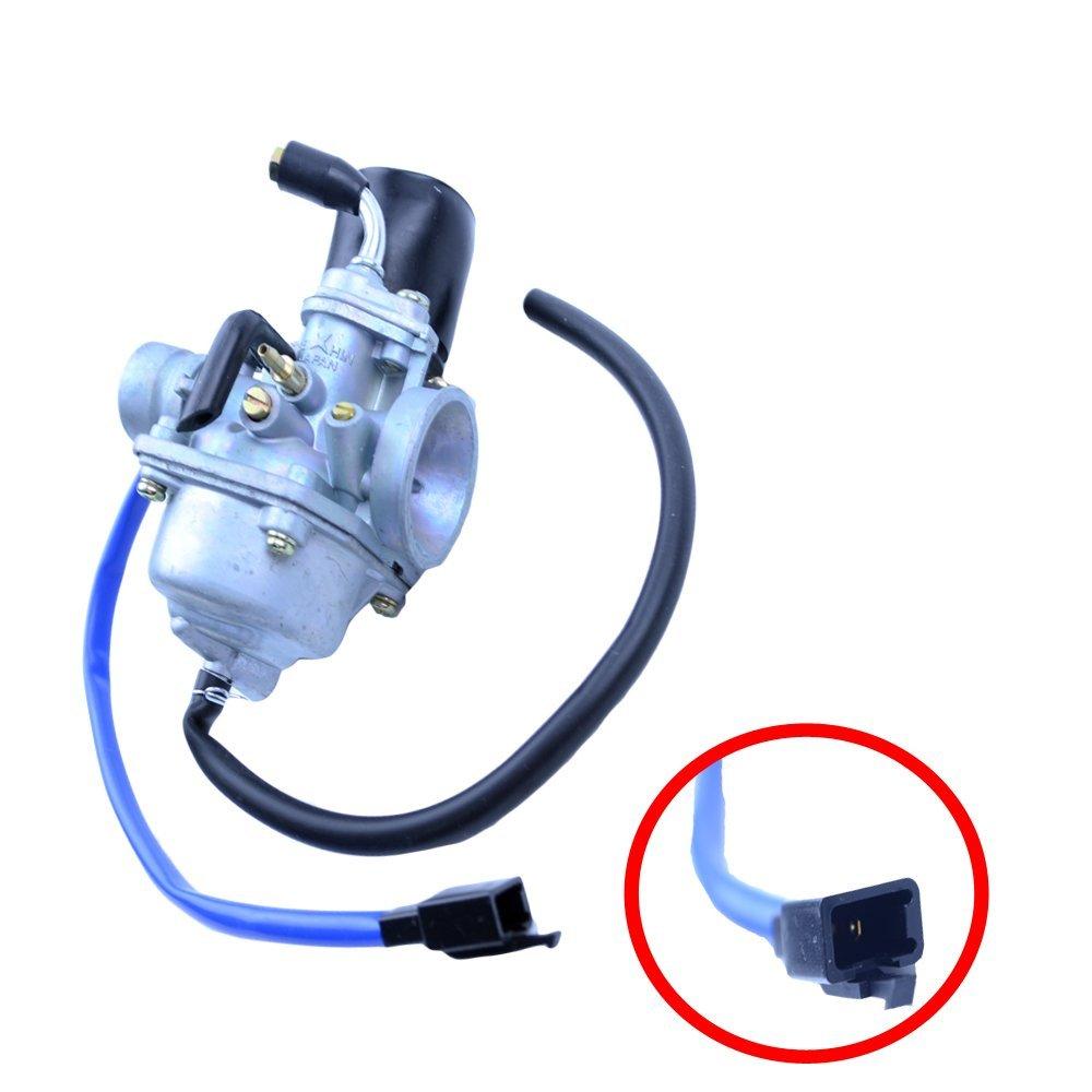 Cheap Polaris 90cc Atv Find Deals On Line At Predator 90 Fuel Filter Get Quotations Flypig Carburetor For 2 Stroke Sportsman Carb