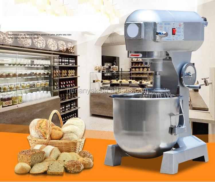 20L Flour Dough Mixer / Egg Blender Food Mixers