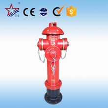 Outdoor Cast Iron Landing Fire Hydrant System Price List