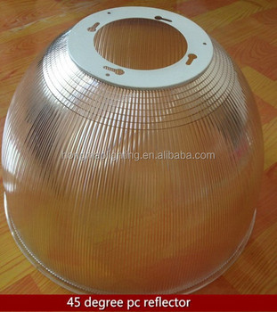 Led high bay light fitting 19inch pc reflector pc cover acrylic led high bay light fitting 19inch pc reflector pc cover acrylic lampshade aloadofball Image collections