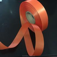 Wholesale colorful jacquard satin ribbon