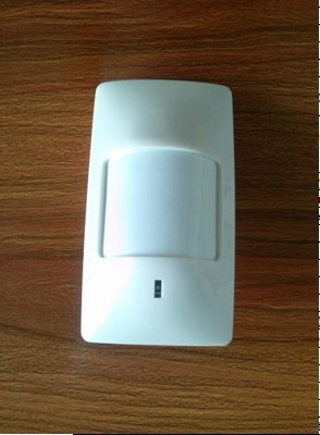 Battery operated 433mhz wireless pir motion sensor with hidden camera