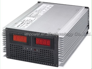 lead acid/lifepo4/lithium battery chargers 12v 10A/20A