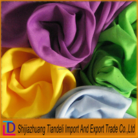 woven printed cotton polyester elastane fabric for shirting china