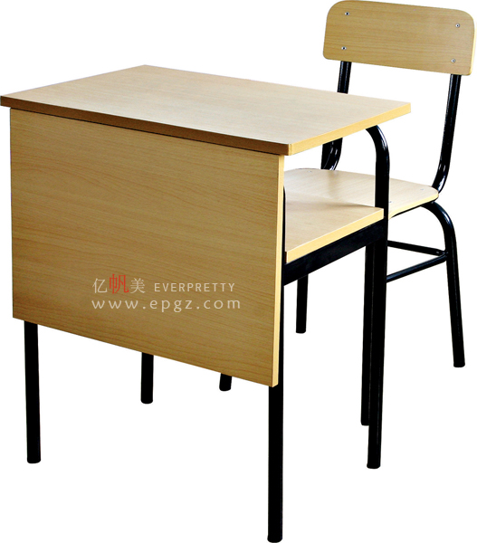 Clroom Reading Table And Chairs School Plastic Chair With Pvc Injection Mould Edge