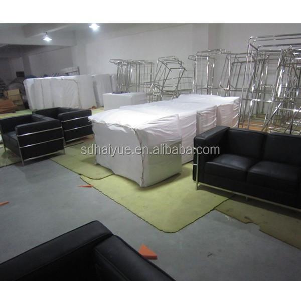 Interior Living Room / Office Room Sofa Cassina Le Corbusier Lc2 ...