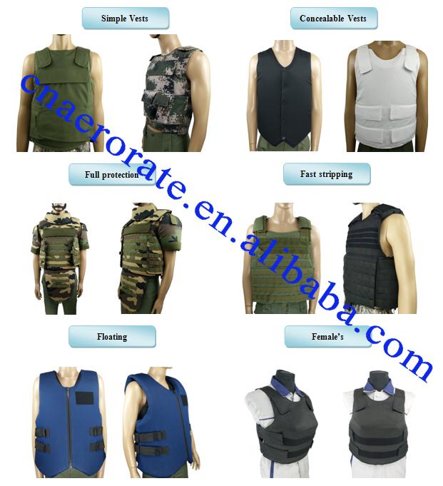 Full Protection  Bulletproof armor
