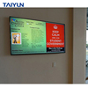 "55"" Hotel, Airport, Station, Customer Waiting Area, Lounge Commercial Advertising Tv, Lcd Screen Digital Signage"