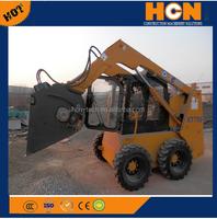 HCN 0310 hydraulic concrete mixer for skidsteers bobcat