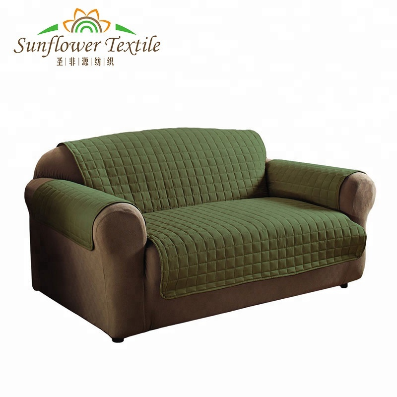 Quilted Pet Sofa Cover Waterproof