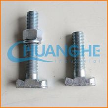 Professional fastener l shaped anchor bolt made in China