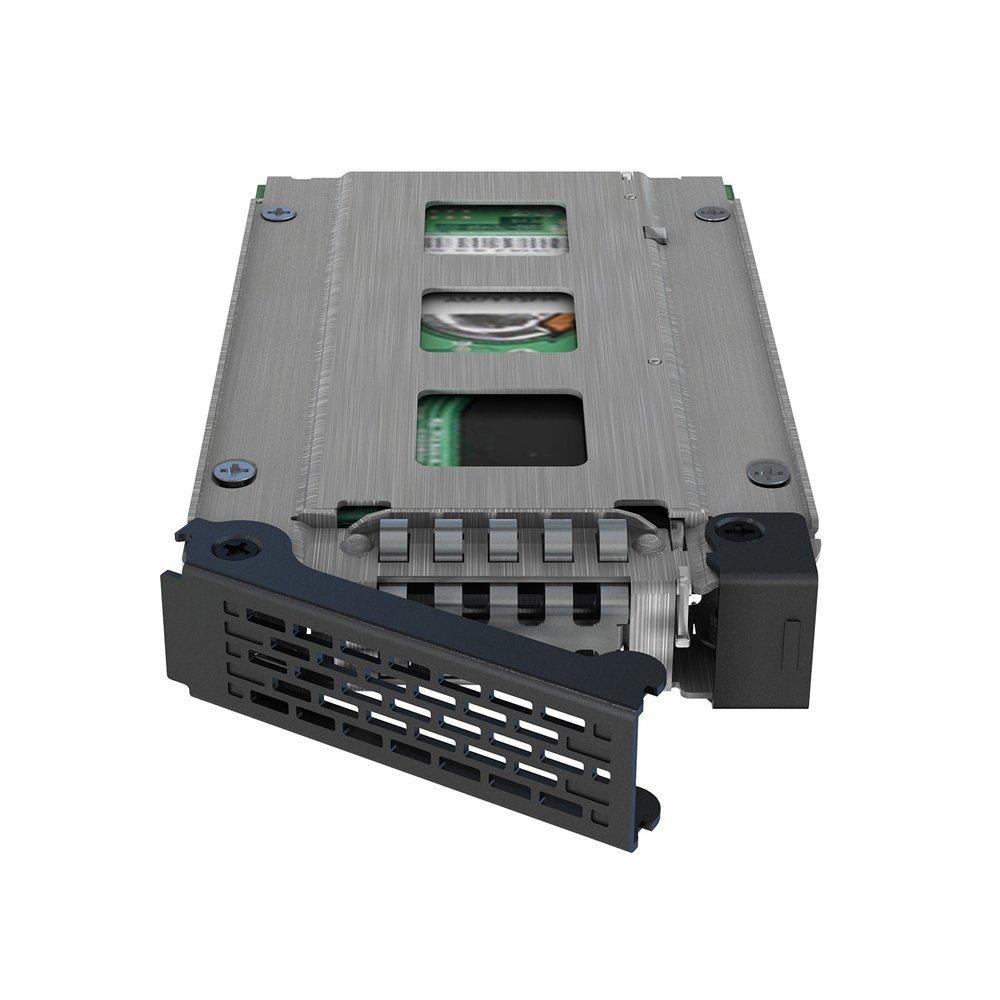 "ICY DOCK EZ Slide Mni Tray MB991TRAY-B 2.5"" SATA / SAS HDD / SSD Tray for ToughArmor (MB991, MB994) Series"