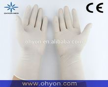 obstetric glove latex gloves Gynecological gloves super long cuff