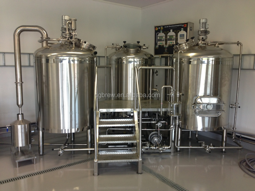 beer brewery equipment