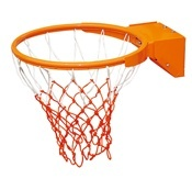 Customized basketball rim steel basketball goal for sale